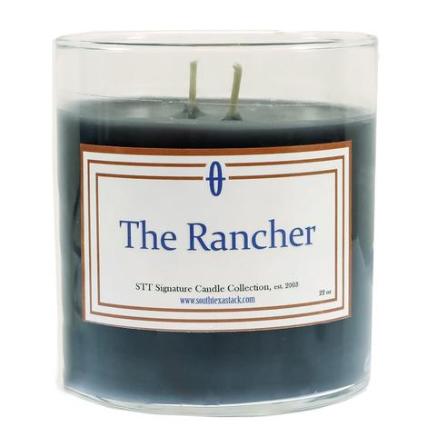 STT Signature The Rancher Soy Candle 22oz