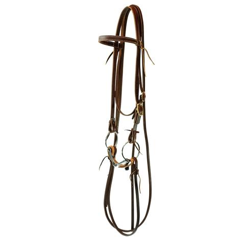 STT Bridle with Loose Ring Snaffle Bit