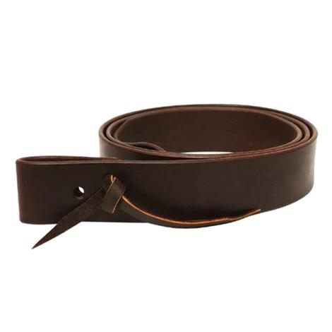 STT Premium Leather Latigo Cinch Strap