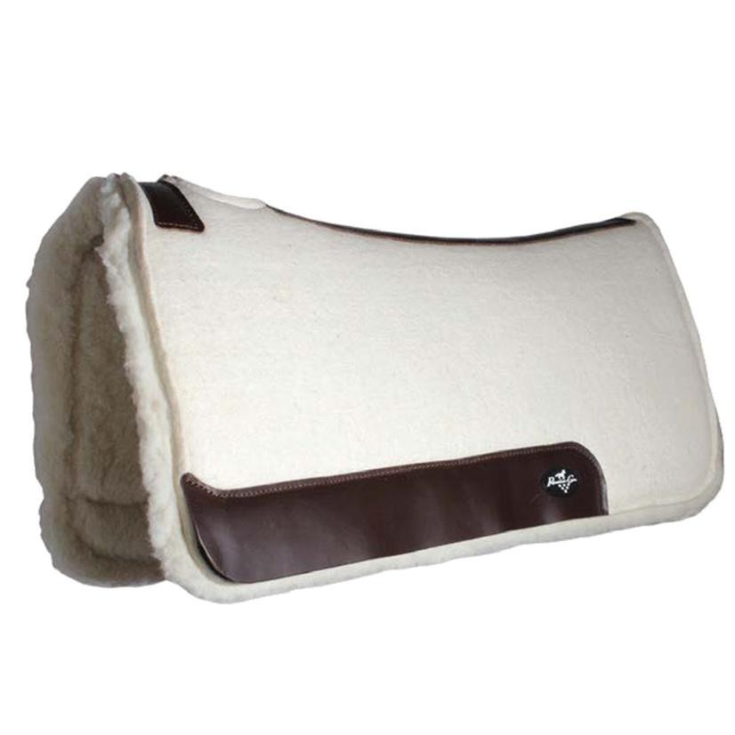 Professional Choice Comfort Fit Steam Pressed Merino Wool Lined Felt Pad