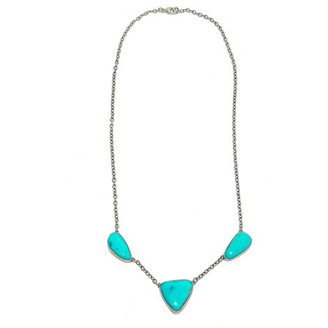 STT Triple Blue Ridge Choker