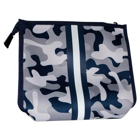 Haute Shore Mark Cross Body Navy Camo Bag