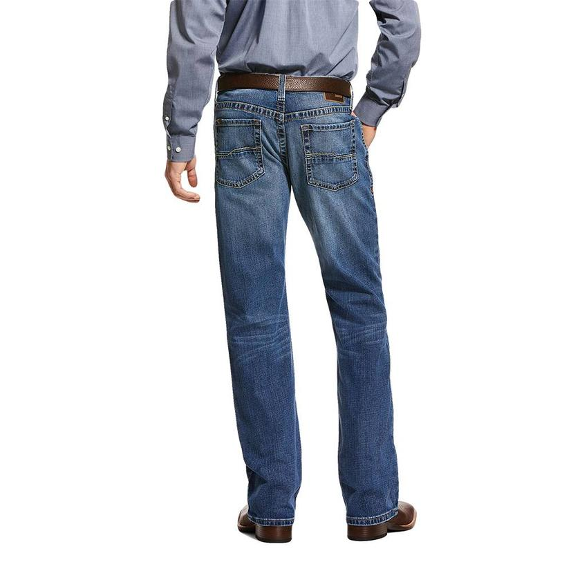 Ariat M4 Niles Low Rise Bootcut Men's Jeans