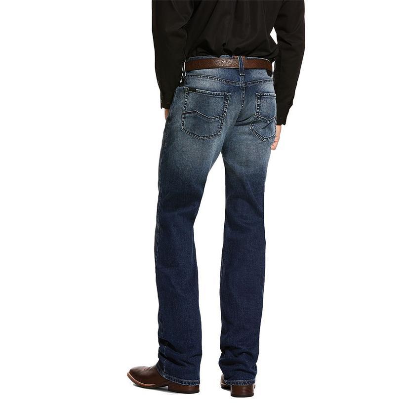 Ariat M5 Angler Slim Stackable Straight Leg Men's Jeans