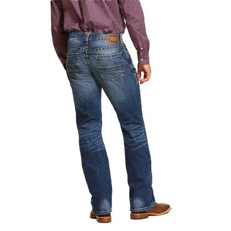 Ariat M4 Low Rise Bootcut Men's Jeans