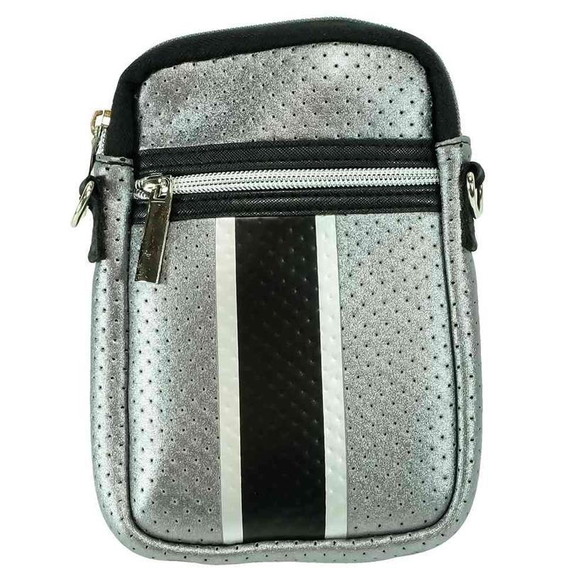 Haute Shore Casey Cell Phone Bag - Charcoal