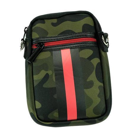 Haute Shore Casey Cell Phone Bag Green Camo