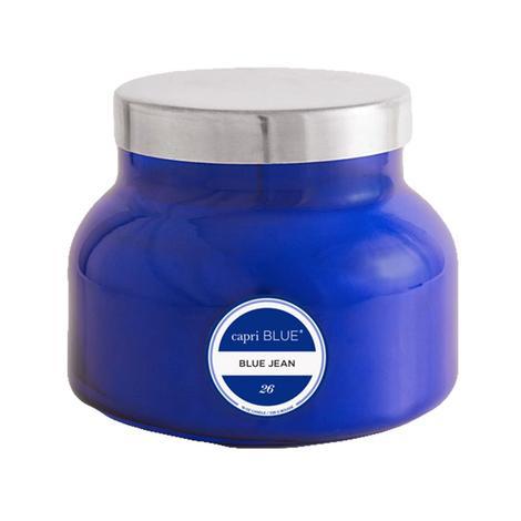 Capri Blue Blue Jean Signature Candle Jar 19oz