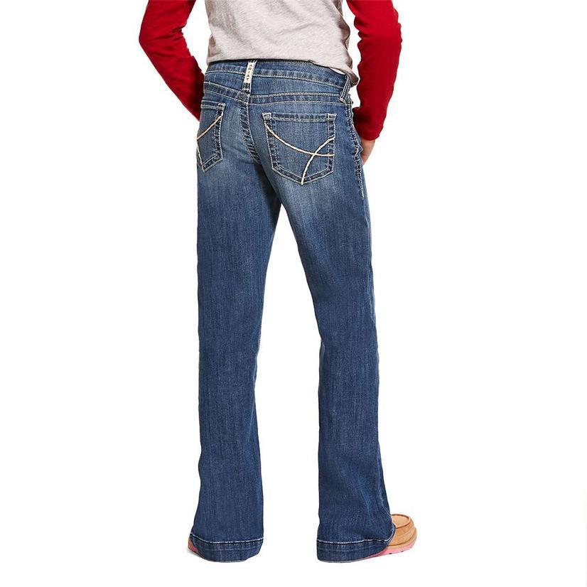 Ariat Real Margot Girl's Trouser Jeans