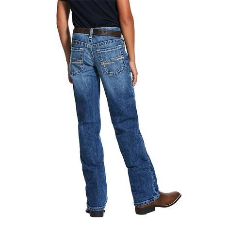 Ariat Slim Fit Straight Leg Boy's Jeans