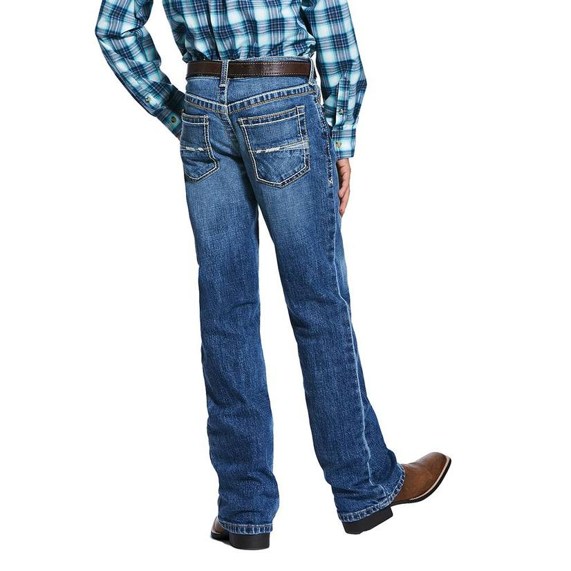 Ariat B4 Casey Relaxed Bootcut Boy's Jeans