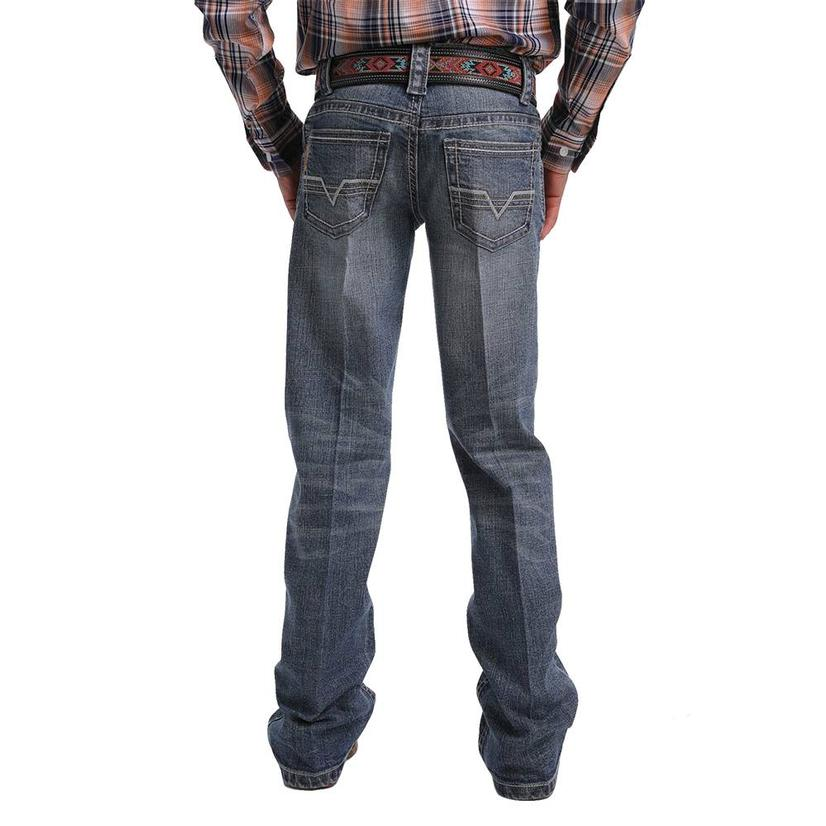Cinch Slim Fit Boy's Jeans - Size 8- 18