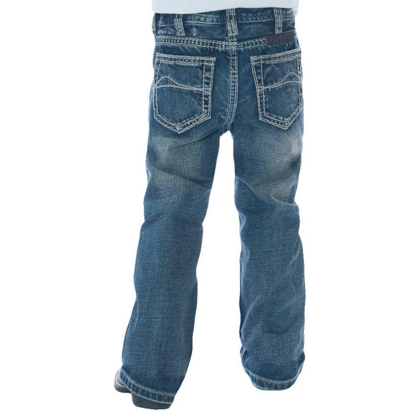 B.Tuff Hooah Boy's Jeans - Size 4- 14