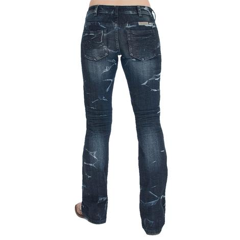 Cowgirl Tuff Makin Waves Bootcut Women's Jeans