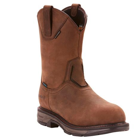 Ariat Workhog XT Wellington Water Proof Men's Work Boots