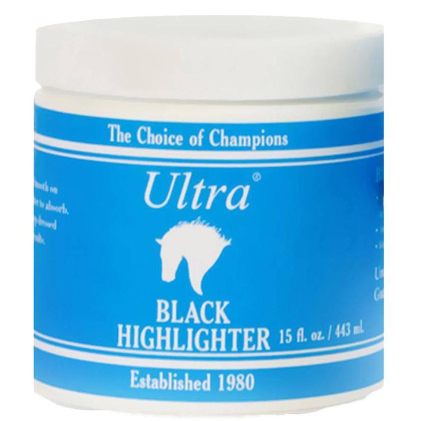 Ultra Black Highlighter 15oz