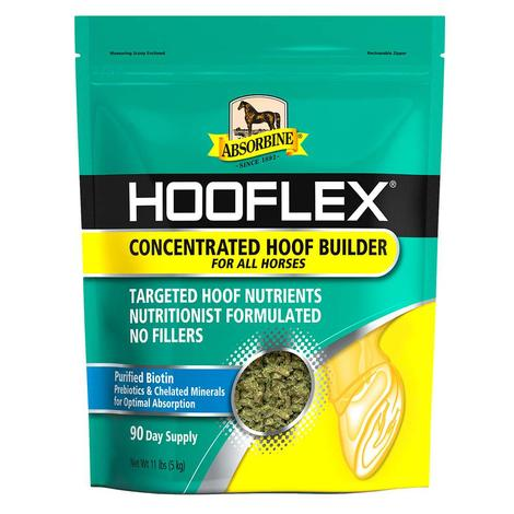 Absorbine Hooflex Concentrated Hoof Builder Pellet 90-day
