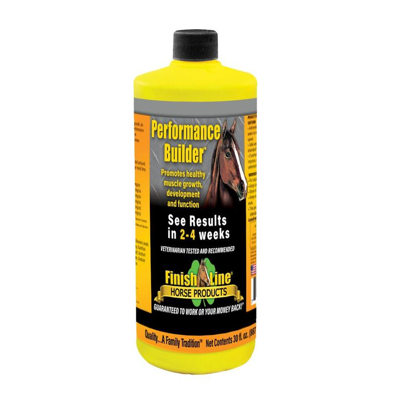 Finishline Performance Builder Supplement 30oz