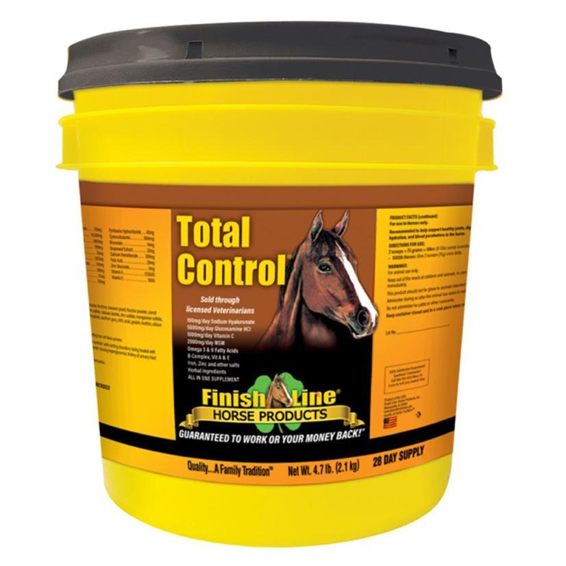 Finishline Total Control Performance Supplement 4.7lb