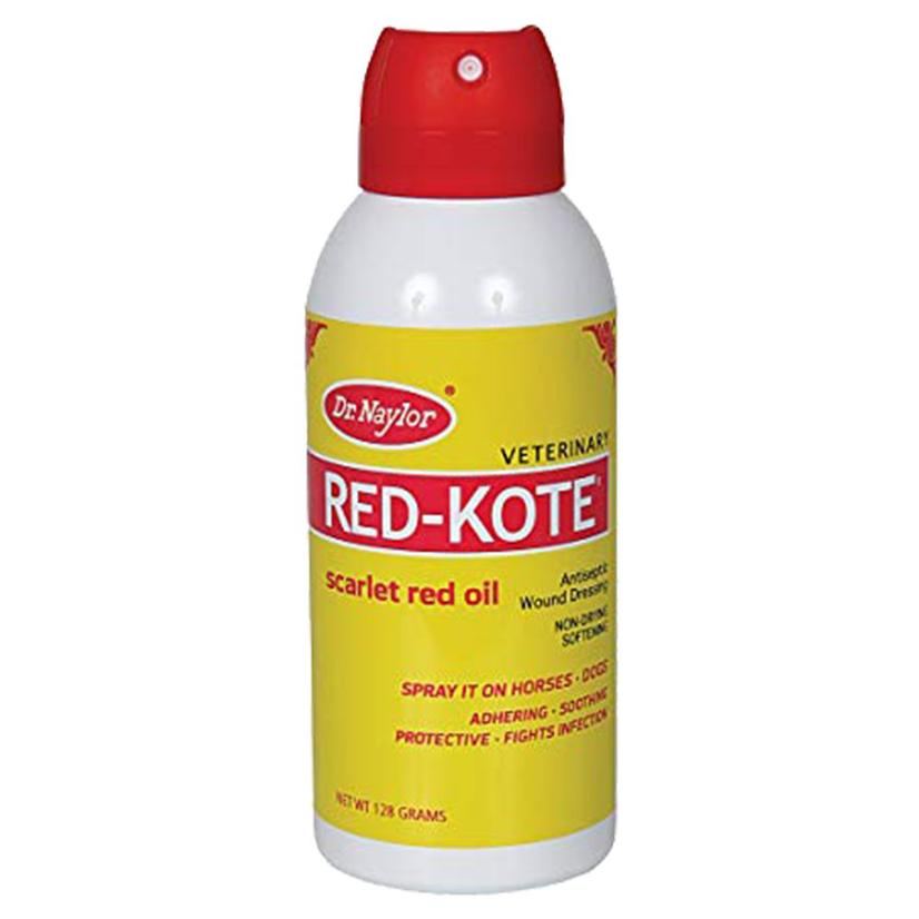 Dr.Naylor Red Kote Aerosol Antiseptic Non- Drying Softening Wound Dressing 5oz