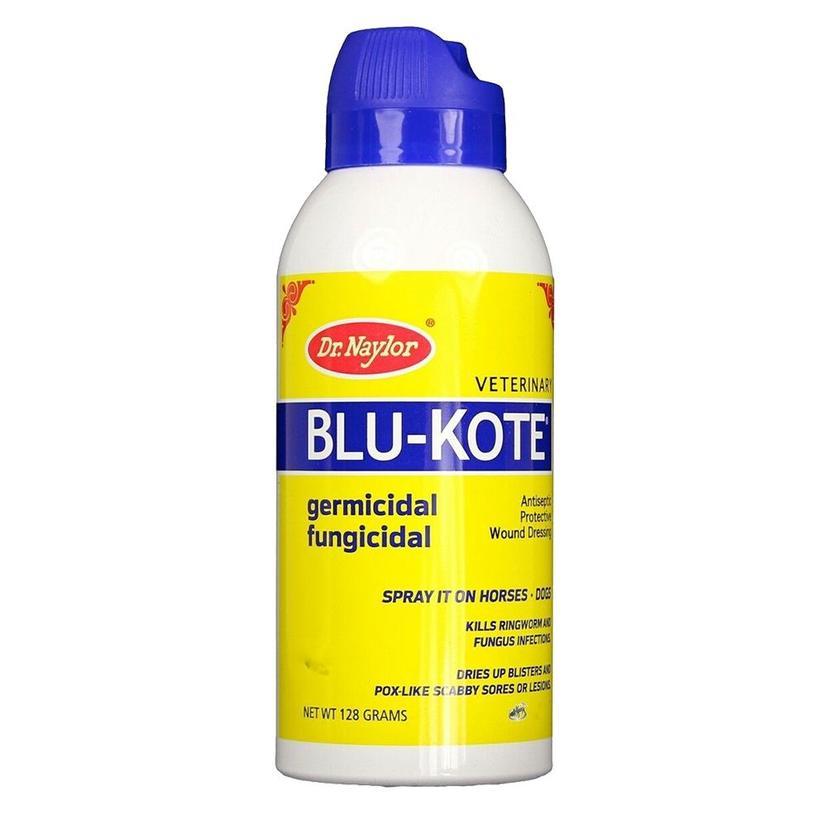 Dr.Naylor Blu Kote Aerosol Germicidal Fungicidal Antiseptic Wound Dressing 5oz