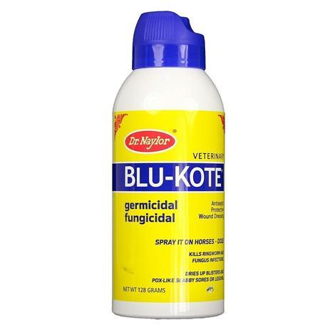 Dr. Naylor Blu Kote Aerosol Germicidal Fungicidal Antiseptic Wound Dressing 5oz
