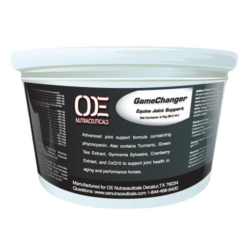 Gamechanger Advanced Joint Heath Supplement Wiht Phycocyanin 2.7kg