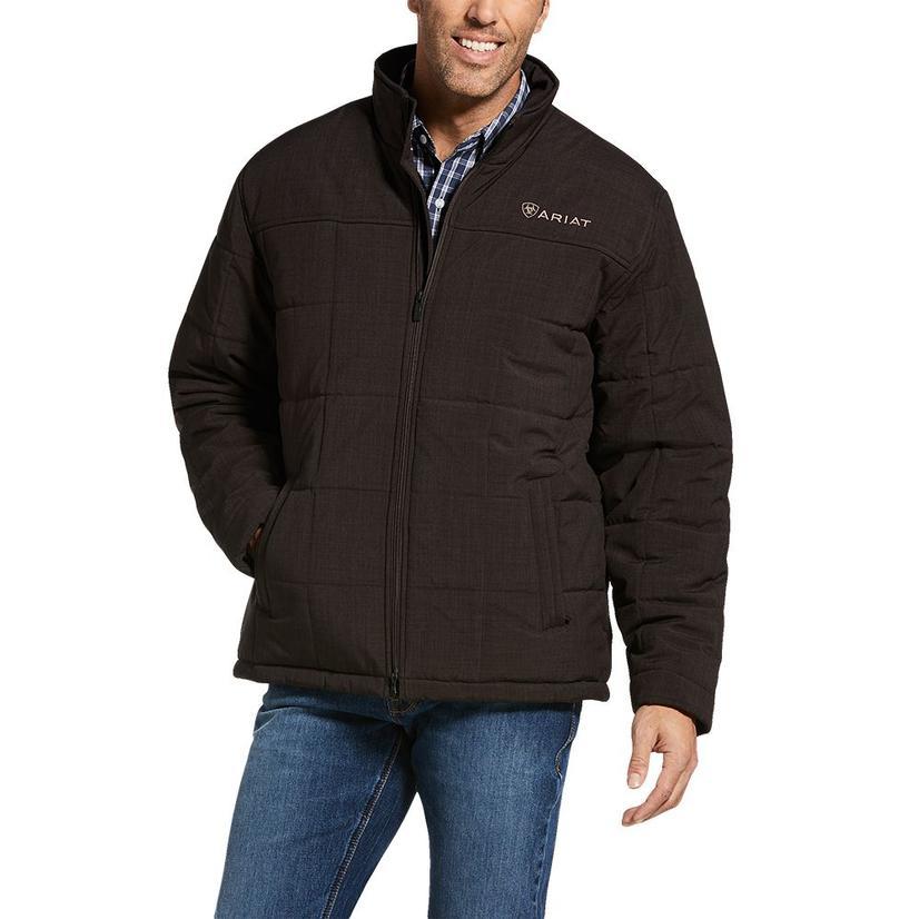 Ariat Crius Insulated Dark Brown Men's Jacket