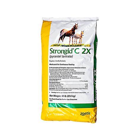 50lb. Strongid C 2X