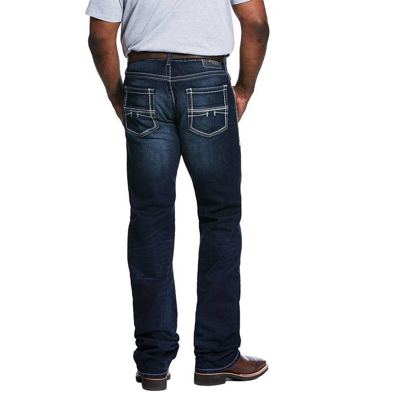 Ariat M5 Slim Coltrane Straight Leg Men's Jeans