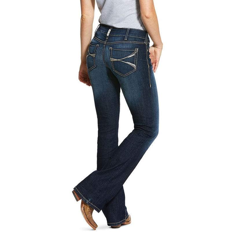 Ariat Real Lucia Boot Cut Women's Jeans