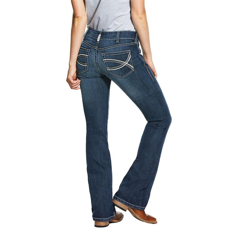 Ariat Real Arrow Fit Shayla Boot Cut Women's Jeans