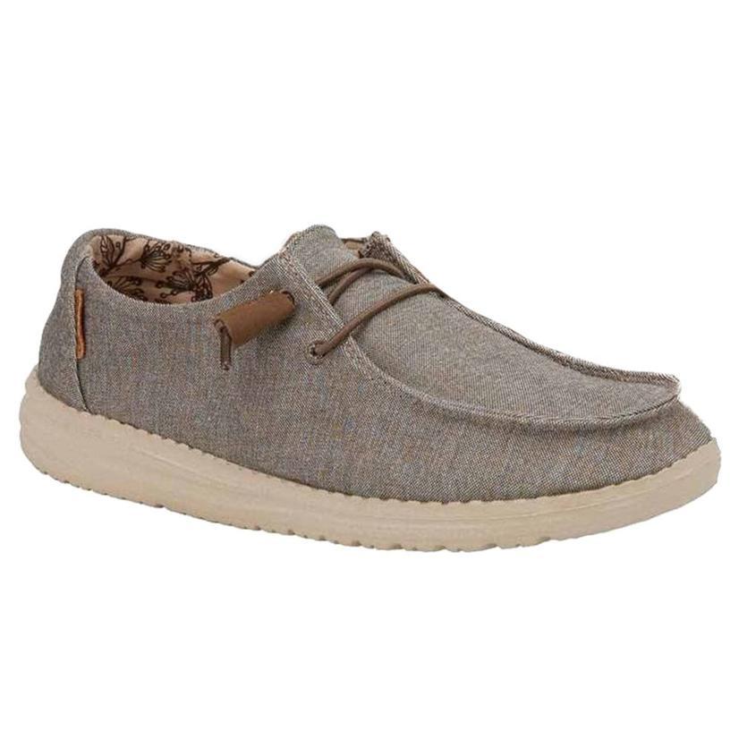Hey Dude Wendy Stretch Steppa Women's Shoes