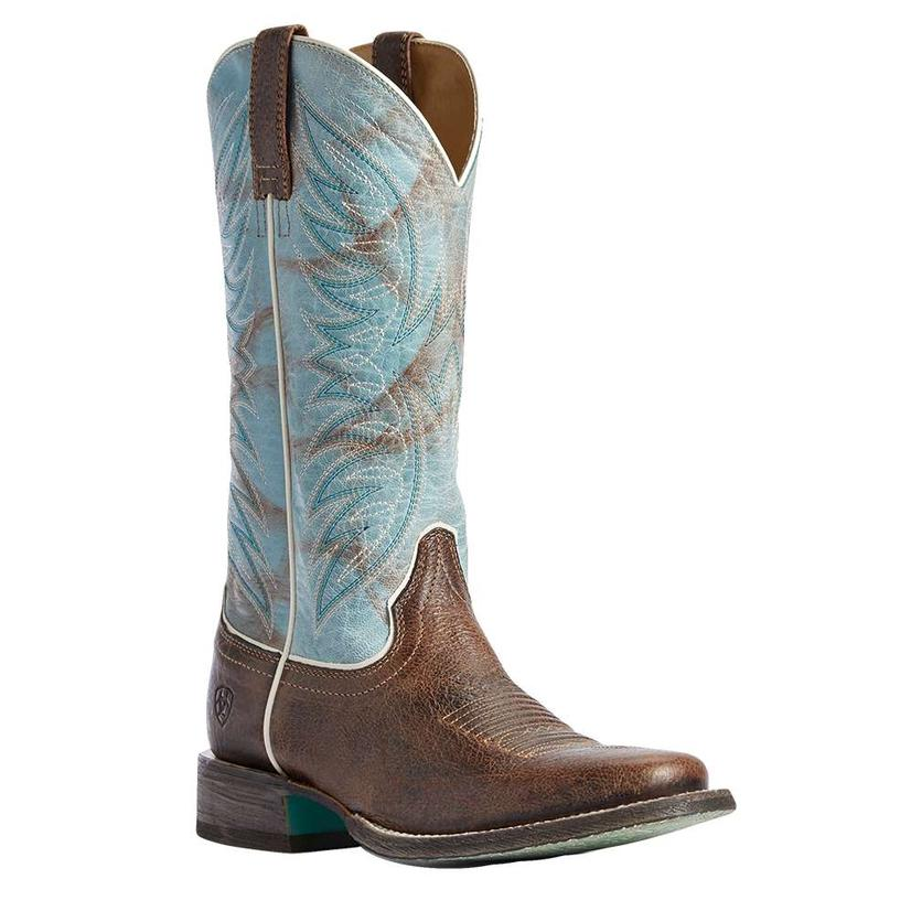 Ariat Circuit Westwood Brown Azul Women's Boots