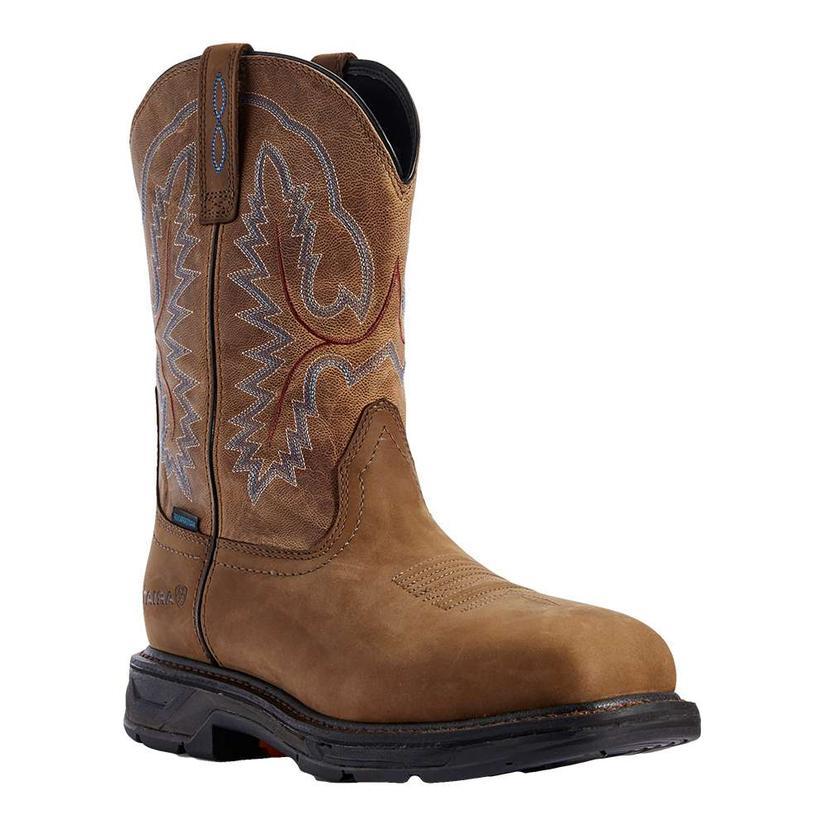 Ariat Workhog Xt Wide Square Soft Toe Men's Boots