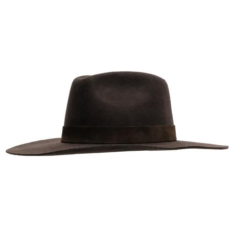 Wyeth River Brown Felt Hat