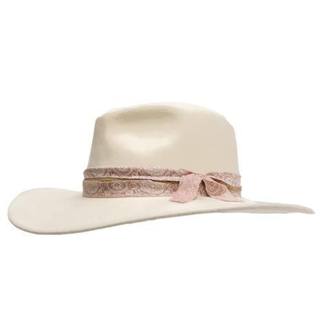 Wyeth Mila Cream Felt Hat