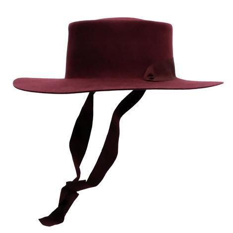Wythe Jordan Wine Hat