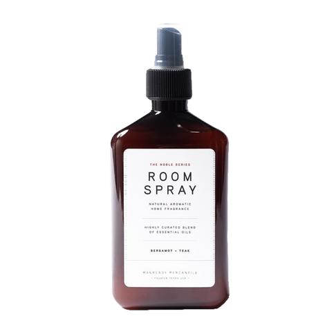 Manready Mercantile Noble Series Bergamot and Teak Scented Room Spray 9oz