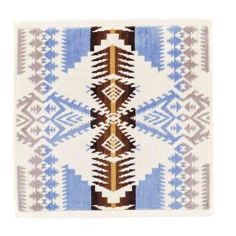 Pendleton Wash Cloth Silver Bark 13x13