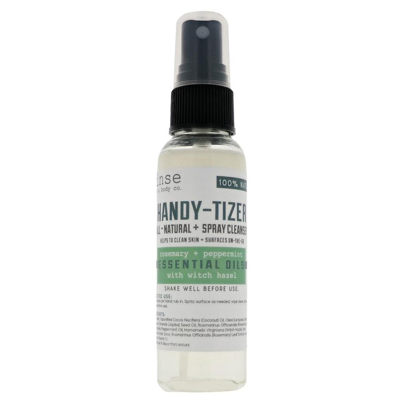 Handy Tizer Rosemary Mint Hand Sanitizer 2oz
