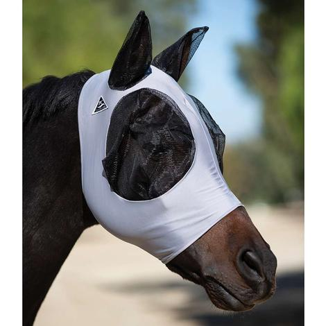 Professional Choice Comfort Fit Fly Mask - Charcoal, Teal, Purple, Pacific Blue