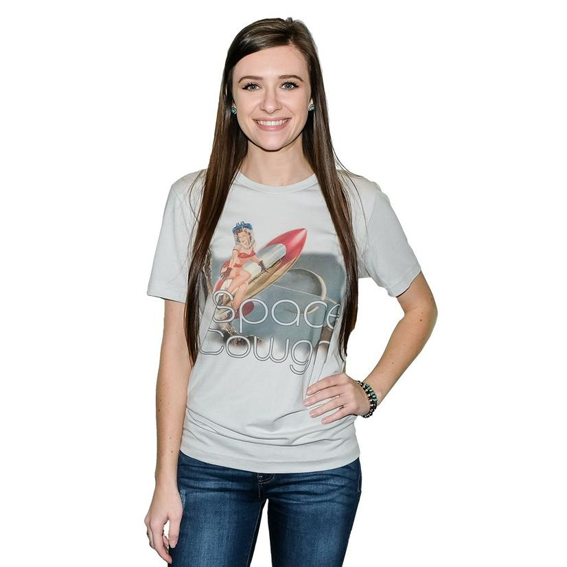 Space Cowgirl Women's Tee