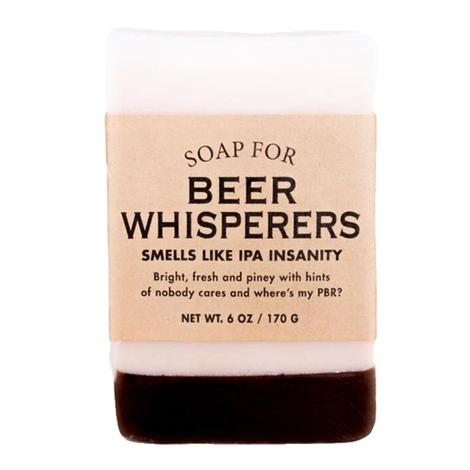 Whiskey River Soap Company - Beer Whisperer Soap 6oz