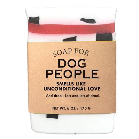 Whiskey River Soap Company - Dog People Soap 6oz