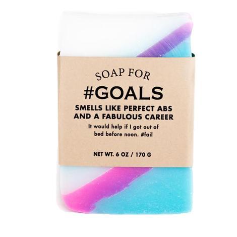 Whiskey River Soap Company - Goals Soap 6oz