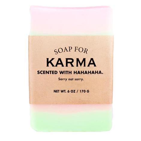 Whiskey River Soap Company - Karma Soap 6oz