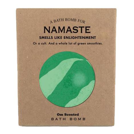 Whiskey River Soap Company - Namaste Bath Bomb 6oz