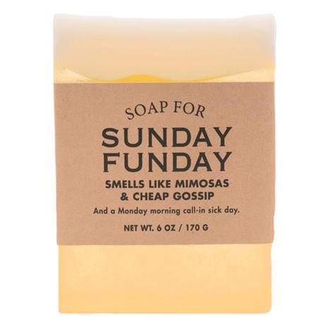 Whiskey River Soap Company - Sunday Funday Soap 6oz