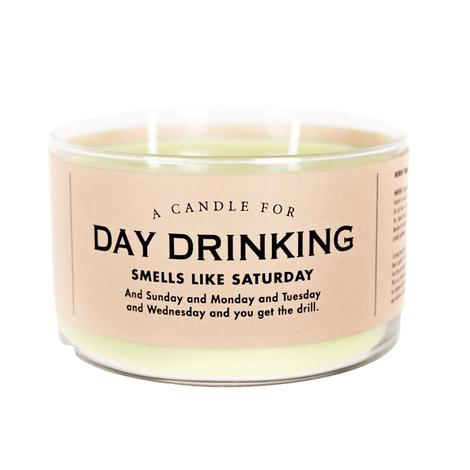 Whiskey River Soap Company - Day Drinking Candle 17oz
